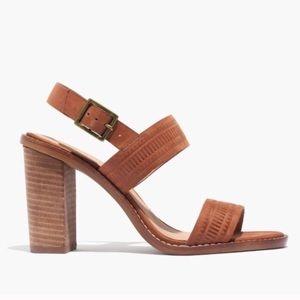 Madewell Mayla Sandal, Size 8.5